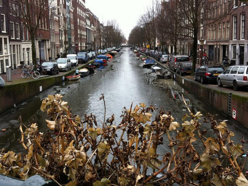Canal Jordaan Amsterdam