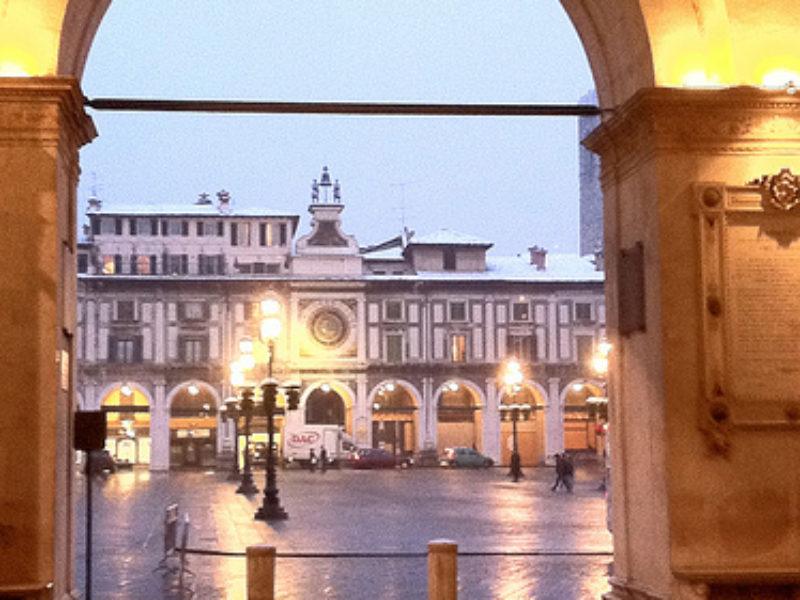 Brescia Piazza del Loggia